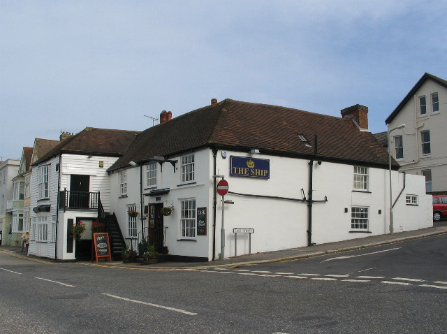 The Ship Inn, Herne Bay