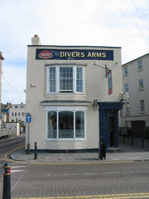 The Divers Arms, Herne Bay