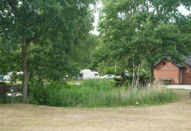 Woodhall Spa Camping & Caravan Club Site