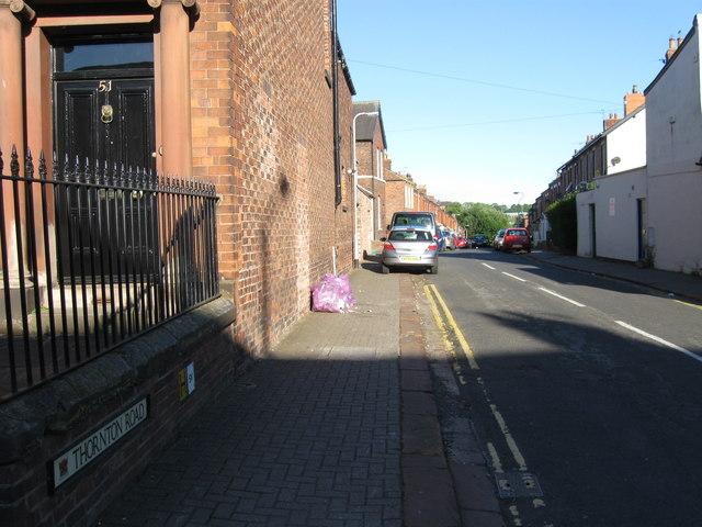 Thornton Road, Stanwix, Carlisle