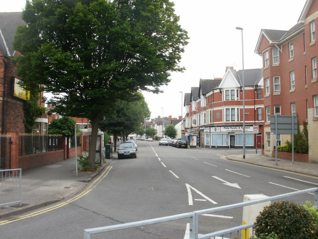 Northern end of Corporation Road, Newport