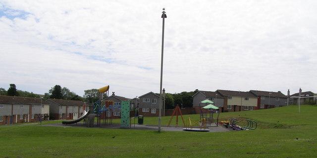 Anagh Coar Playground