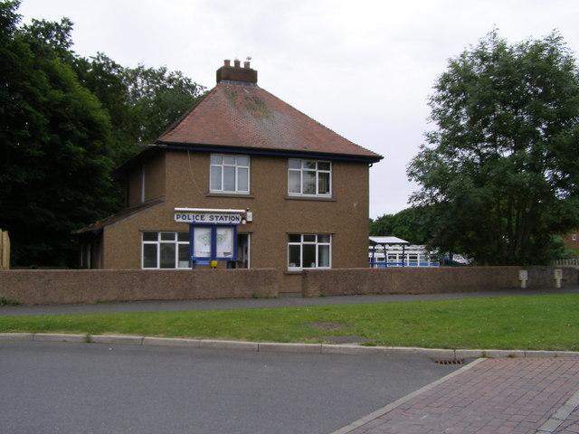 Pulrose Police Station