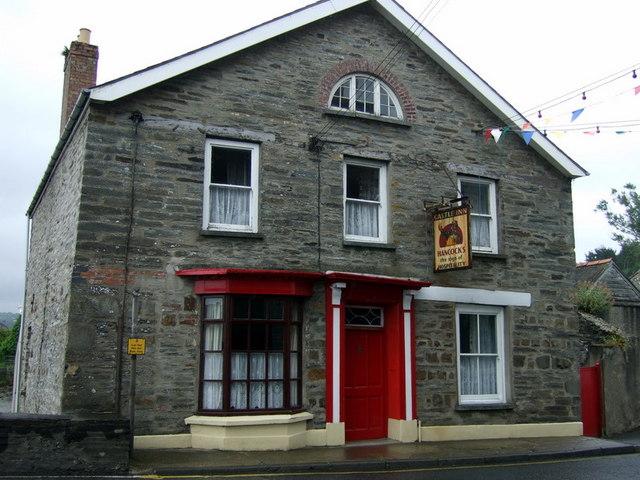 The Castle Inn, Bridgend, Cardigan