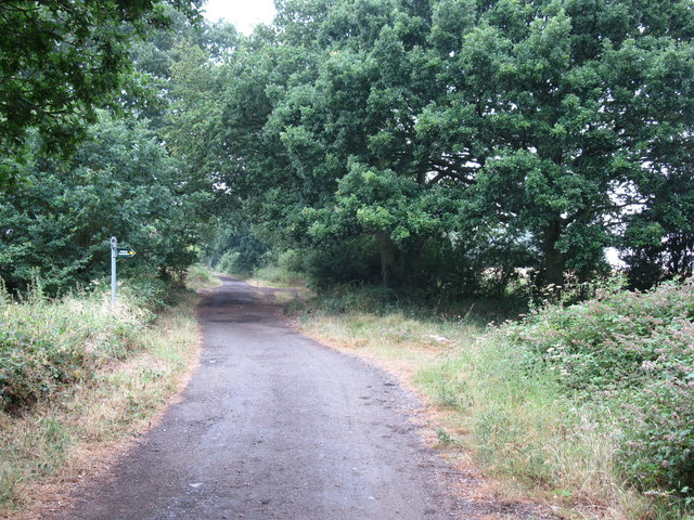 Ashmore Lane junction