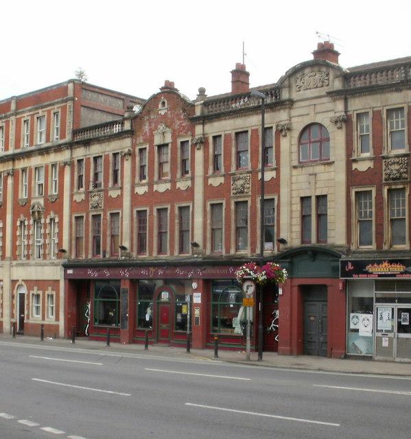 Former TJs club, Newport