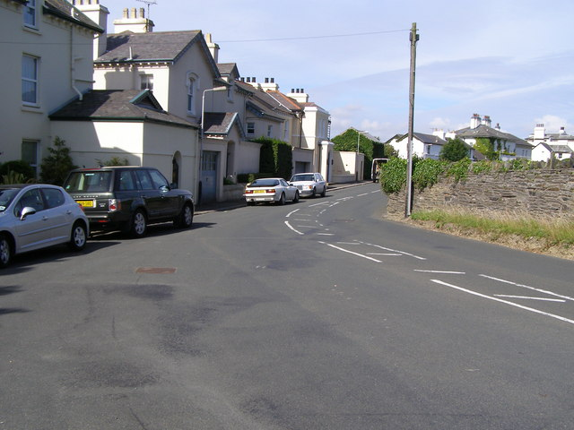 Strathallan Road, Onchan