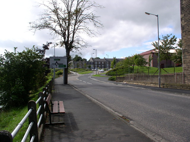 Mansfield Road Hawick