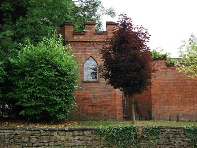 'Castle Folly', Hellidon Road, Priors Marston
