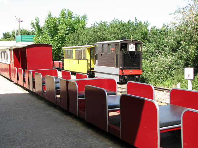 Wells & Walsingham Light Railway - rolling stock