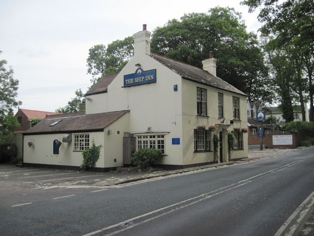 The ship Inn Barnoldby Le Beck