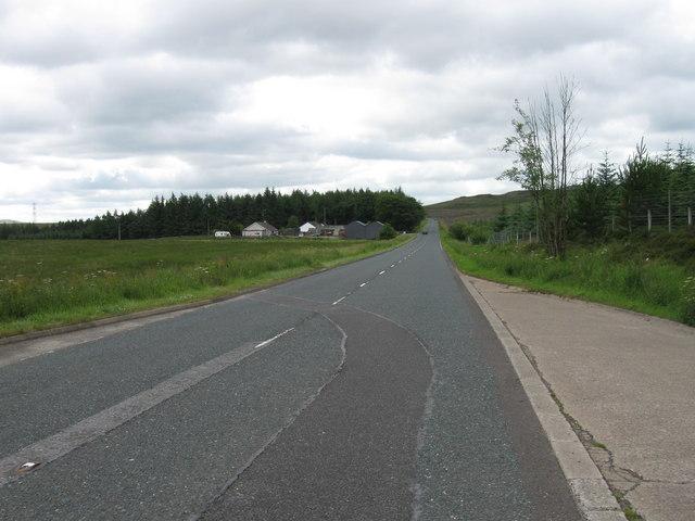 A6 South of Shap Fells