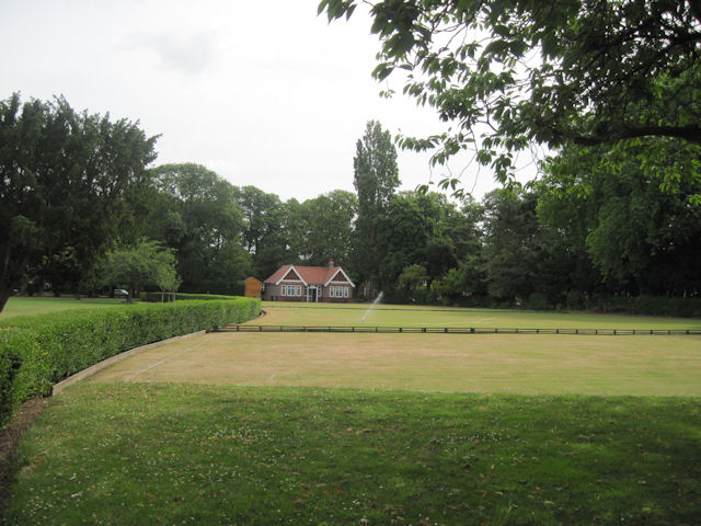 Peoples Park Bowling Greens