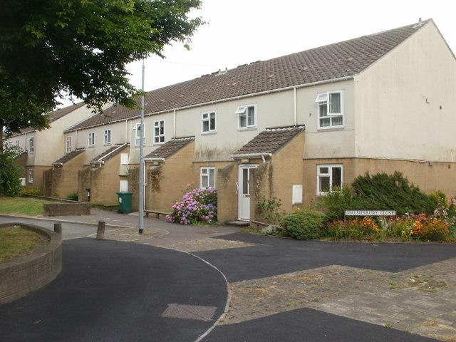 Malmesbury Close, Newport