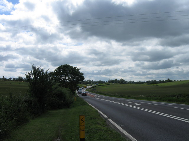 A66 South of Powis Cottages