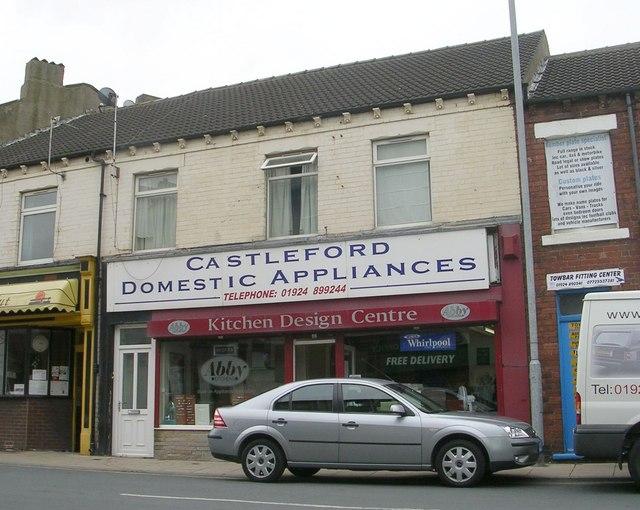 Castleford Domestic Appliances - Lower Station Road
