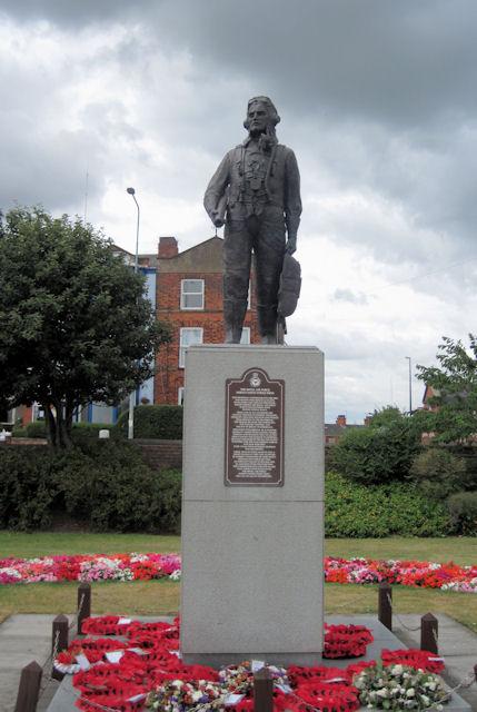 RAF commemoration monument