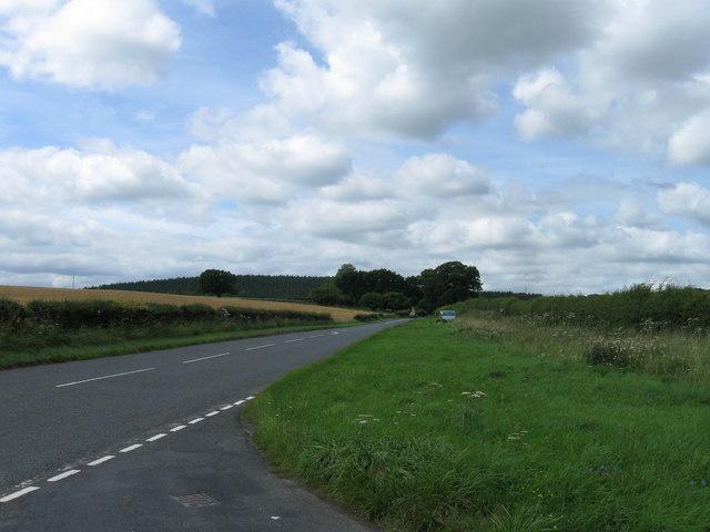A686 towards Penrith