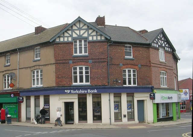 Yorkshire Bank - Lower Station Road