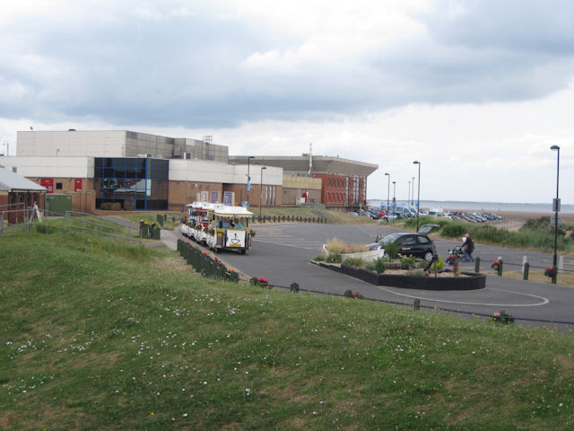 Leisure Centre and car park