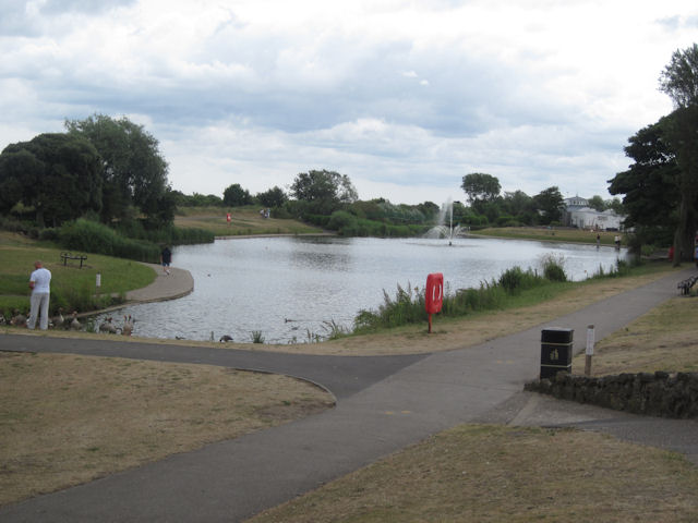 Boating Lake Cleethorpes