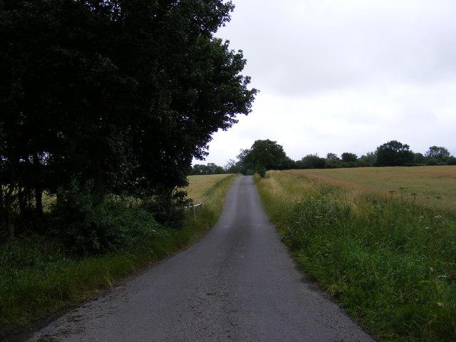 New Road, Framlingham