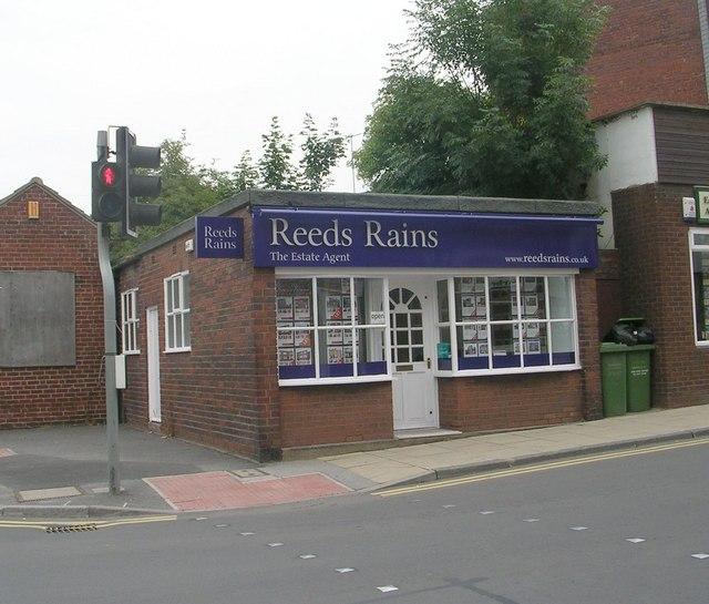 Reeds Rains - Altofts Road