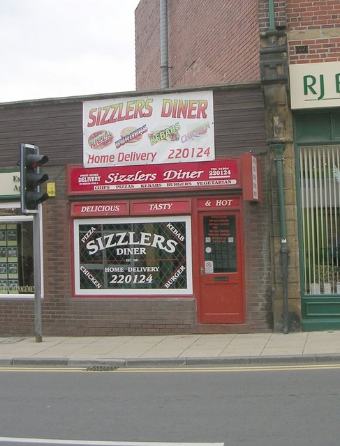 Sizzlers Diner - Altofts Road