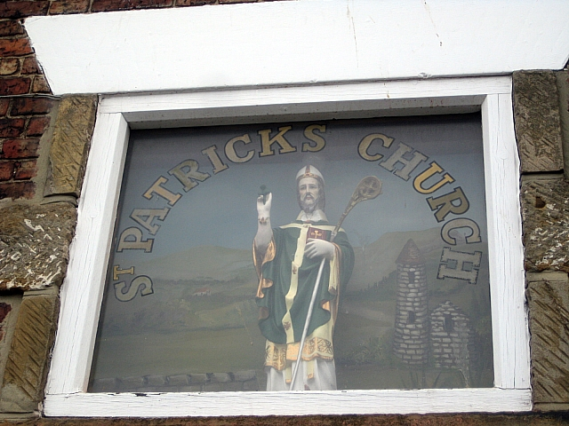 Church Street, former Church of St Patrick (2)