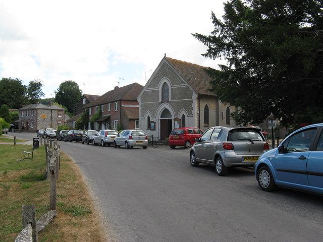 Chapel at East Dean