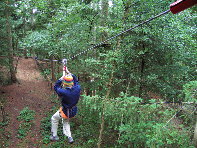 Image result for zip line