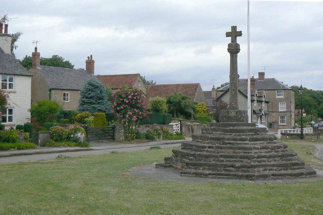 Linby Top Cross