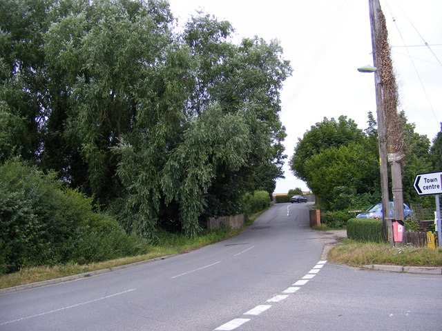 B1116 Station Road, Framlingham
