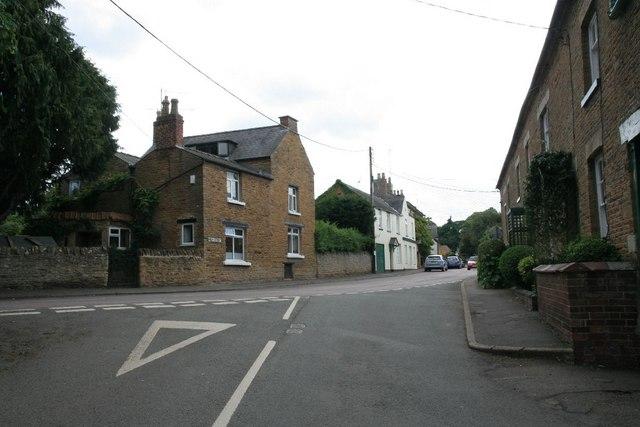 Pitsford High Street