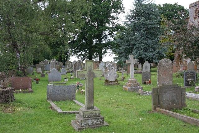 Graveyard at All Saints