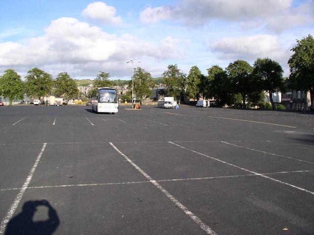 Car Park Hawick