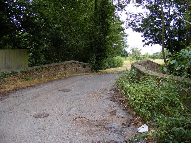 The Old B1116 Bridge