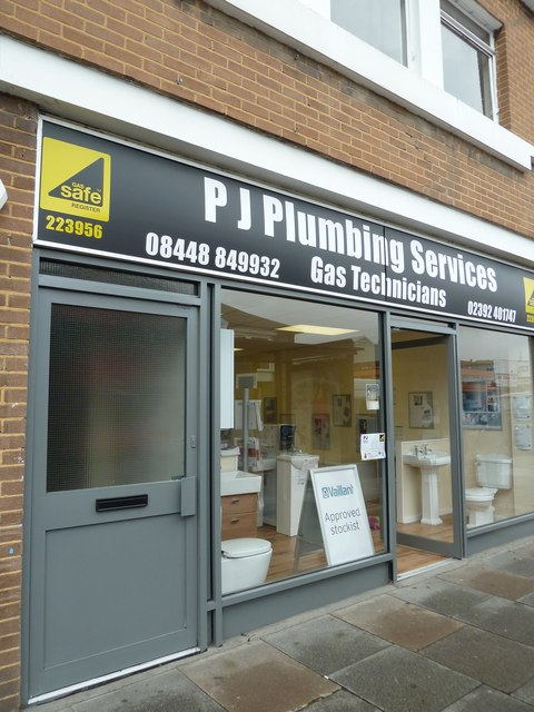 PJ Plumbing Services in Cosham High Street