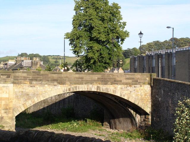 Hawick Bridge