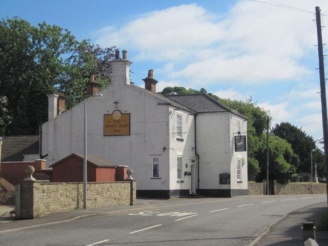 White Hart Inn Ludford