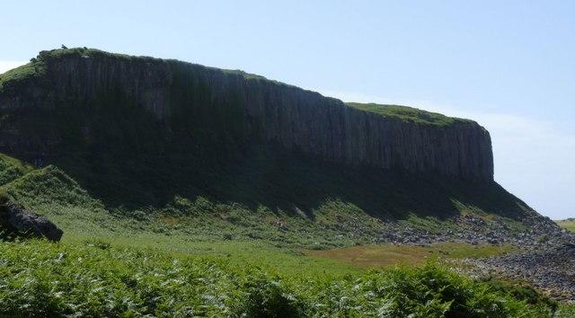 Drumadoon Fort, Isle of Arran