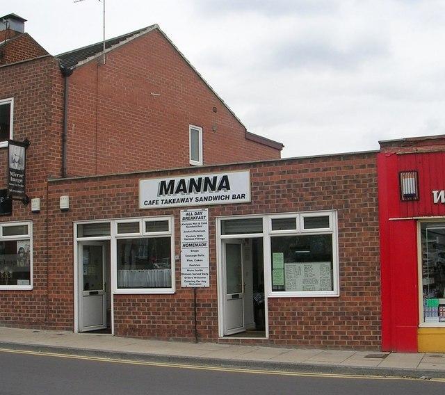 Manna Cafe & Sandwich Bar - Market Street
