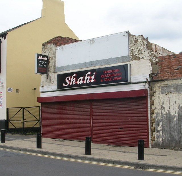 Shahi Tandoori Restaurant - Market Street