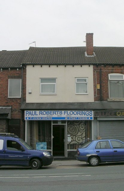Paul Roberts Floorings - Wakefield Road