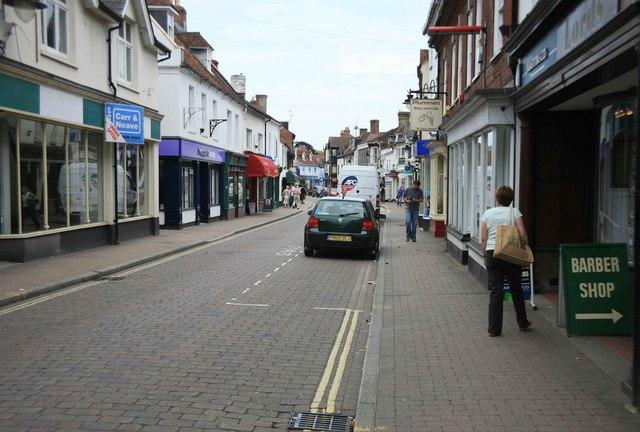 Ringwood High Street