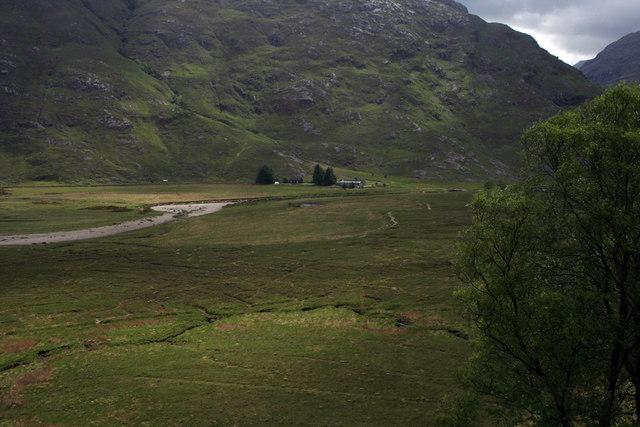Lower Glen Barrisdale