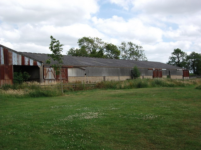 Large barn adjacent to Welsh Road, Priors Hardwick