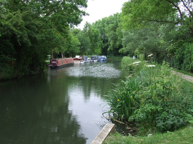 The Stort Navigation