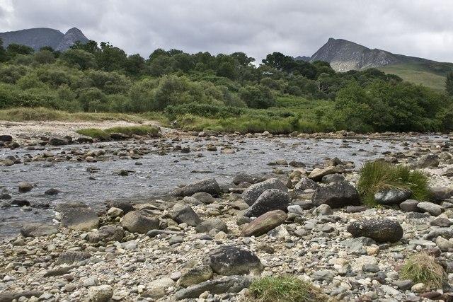 North Sannox Burn, Isle of Arran