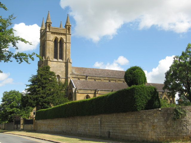 The Church of St Michael & All Angels, Broadway